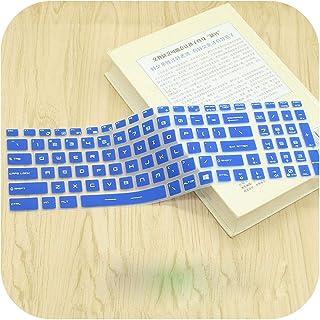 Protector de teclado para MSI GP62MVR 6RF-215CN GP62 6QG-1281CN GP62 7RE-817CN GP62MVR 7RFX-844CN GP63 8RF-486CN