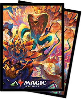 Ultra Pro Zendikar Rising Lotus Cobra Deck Protector Sleeves