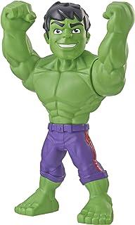 Playskool Heroes Marvel Super Hero Adventures Mega Mighties Hulk Collectible 10