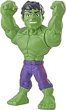 Super Hero Adventures Playskool Heroes Marvel Mega Mighties Hulk Collectible 10