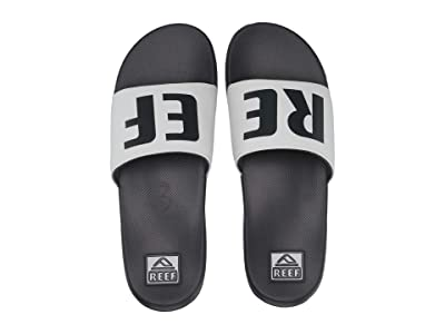 Reef One Slide (Grey/White) Men