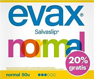 comprar comparacion Evax Salvaslip Normal Protegeslips - 50 unidades