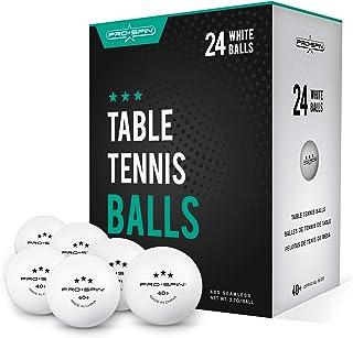 Joola Rossi 3 Star Balles de tennis de table-Pack de 6