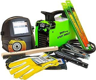 Forney Easy Weld 29801 100ST Welder Start-Up Kit, Welding Starter Kit
