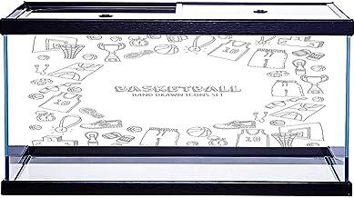 SoSung Underwater World - Juego de adhesivos de PVC, 91,4 x 40,6 cm