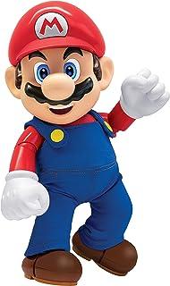 Boneco Articulado com Som, Mario, Super Mario, Candide