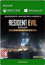 RESIDENT EVIL 7 biohazard Gold Edition    Xbox One/Windows 10 PC - Código de descarga