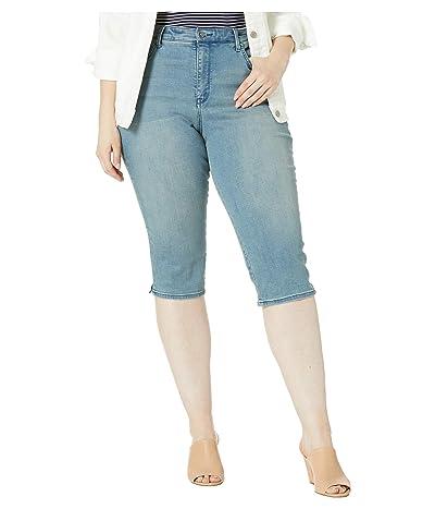 NYDJ Plus Size Plus Size Skinny Capris in Arroyo (Arroyo) Women