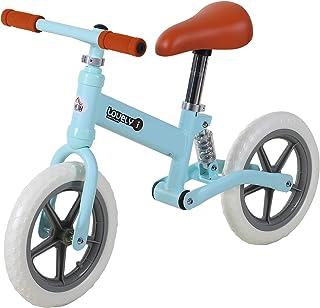 HOMCOM Bicicleta Sin Pedales para Niños Mayores de 2 Años