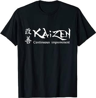 Kaizen, T-Shirt