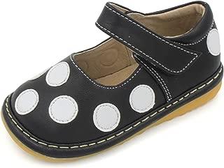 polka dot mary jane squeaky shoes