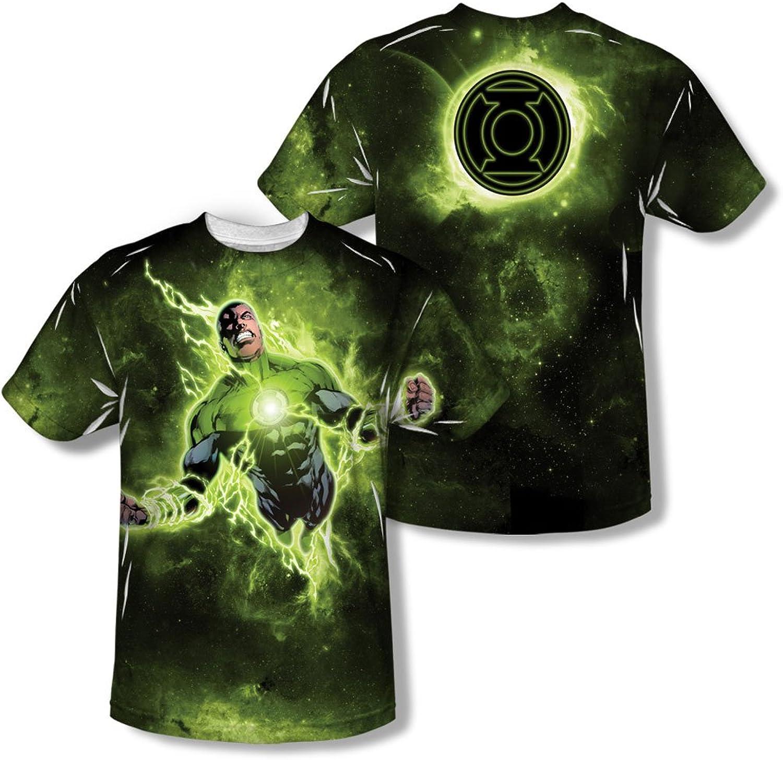 Green Lantern  Mens Inner Strength (Front Back Print) TShirt