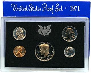Best 1971 mint proof set Reviews