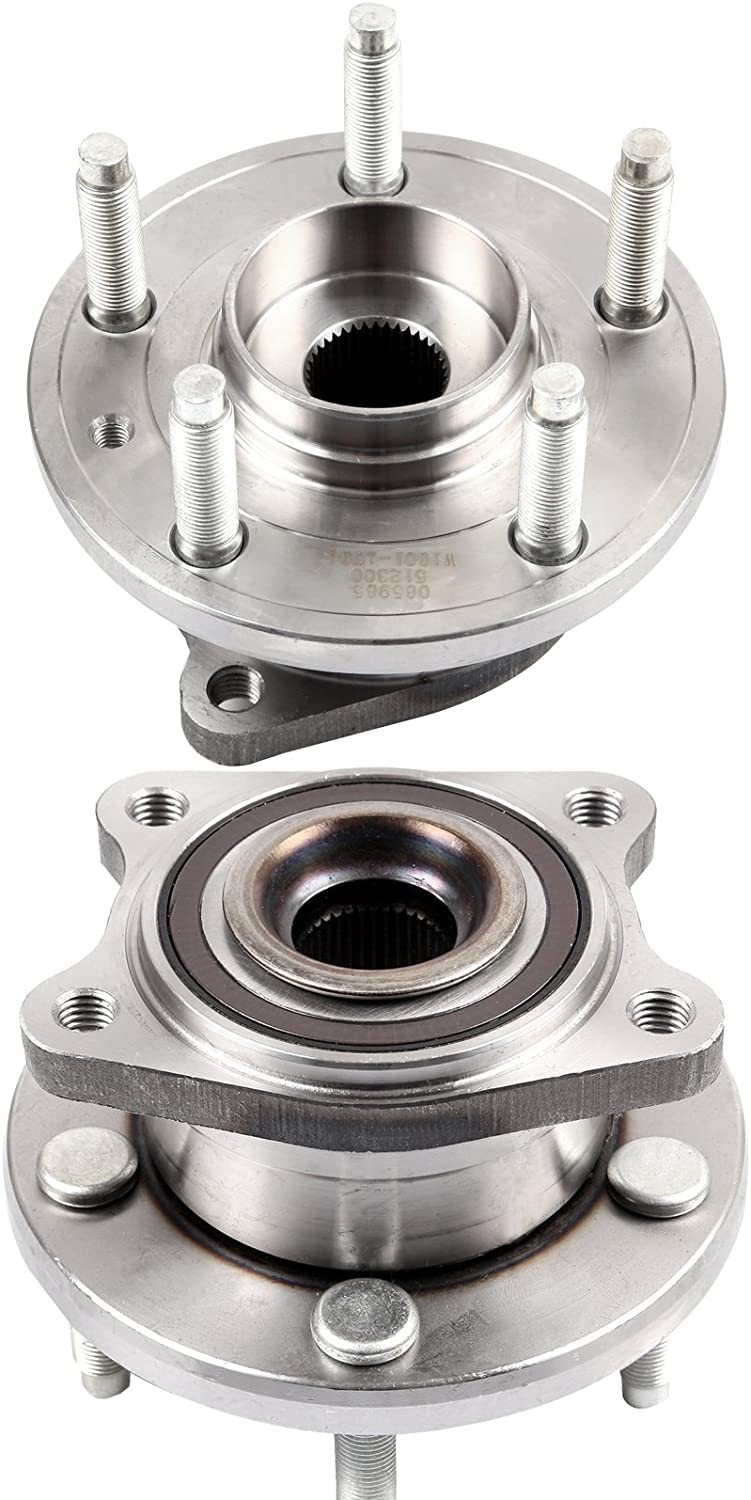 OCPTY New Chicago Mall Wheel Hub Bearings Rear For Compatible Ford Limited time sale Hundr Five