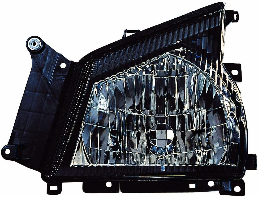 Depo 313-1117L-AS High quality Replacement Passenger Side Price reduction Headlight Assembly