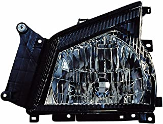 Depo 313-1117L-AS Isuzu N-Series/GMC W-Series Driver Side Replacement Headlight Assembly