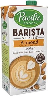 Pacific Barista Series Original Almond Beverage 32 Oz Pack of 12