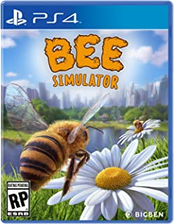 Bee Simulator (輸入版:北米) - PS4
