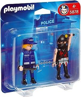 Amazon.es: policia y ladron playmobil