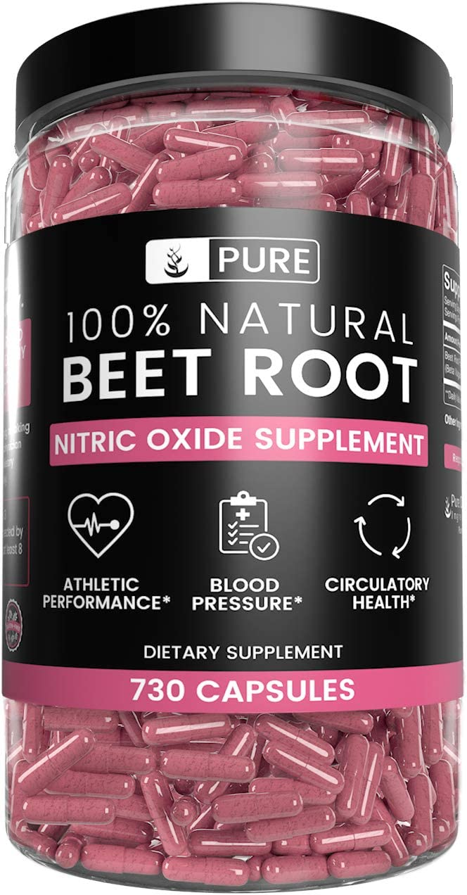 100% Pure Beet Root 730 Kansas Los Angeles Mall City Mall Capsules Month 8 No Magnesium Supply