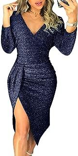 Evening Dresses for Women Formal Off Shoulder Prom...