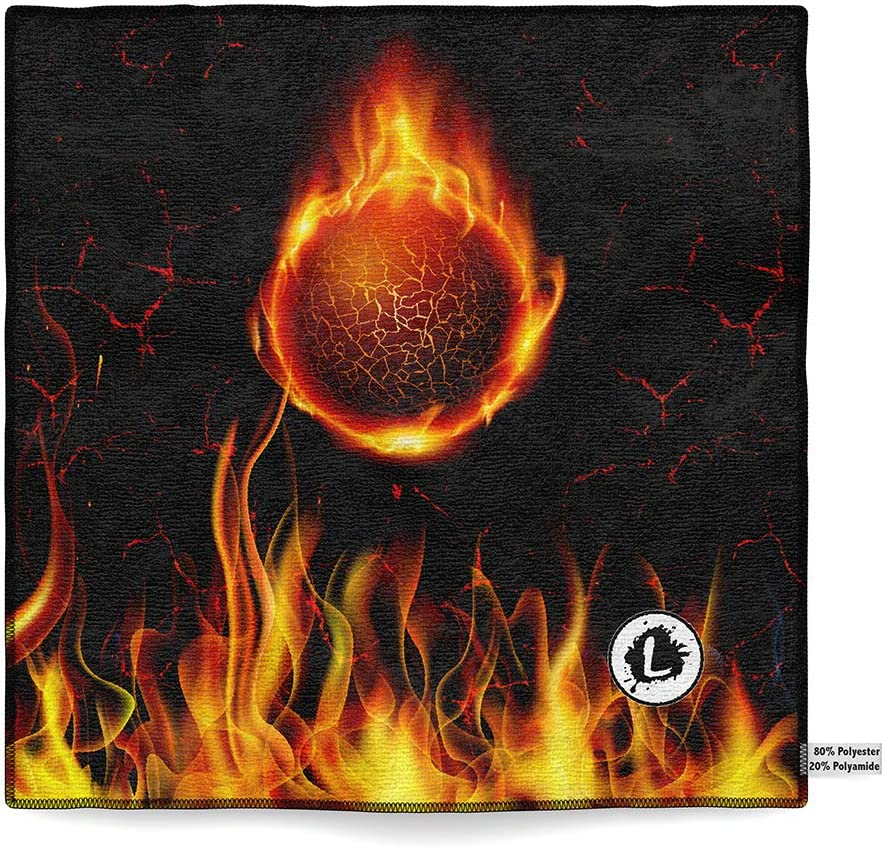 Logo Infusion - Dye-Sublimated Microfiber Bowling Max 52% OFF wholesale Si Towel One