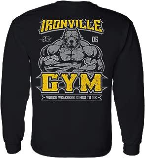 pitbull gym clothing