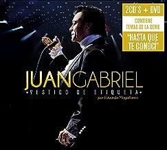 Juan Gabriel (Vestido De Etiqueta (2Cd+Dvd 012323)