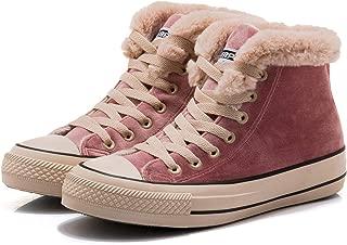 Crazycatz Womens High Top Fashion Sneakers