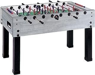 Garlando G-500 Indoor Foosball Table Telescoping Steel Rods Steel Ball Bearings. Includes 10 Standard Balls.