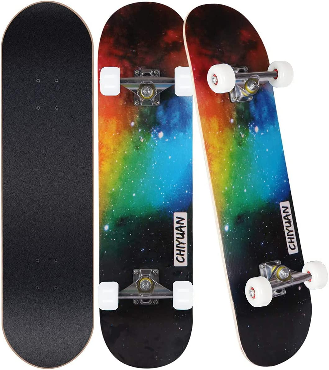 ArgoHome Skateboards for Beginners Don't miss the campaign Complete 31
