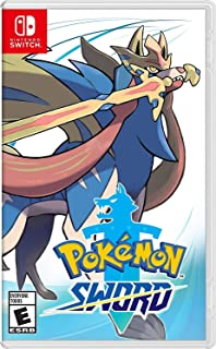Pokemon Sword (輸入版:北米)- Switch