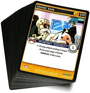 Panini Dragon Ball Z CCG Orange Evolution Starter Deck Starter Deck [Loose]