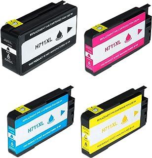 EL TIGRE Cartucho HP 950 Compatible Tintas Negro, Cian, Magenta, Amarillo CN045AL