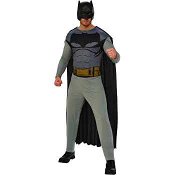 DC Comics - Disfraz de Batman para hombre, Talla M adulto (Rubies ...
