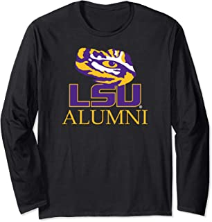 LSU Tigers Alumni Long Sleeve T-Shirt - Apparel
