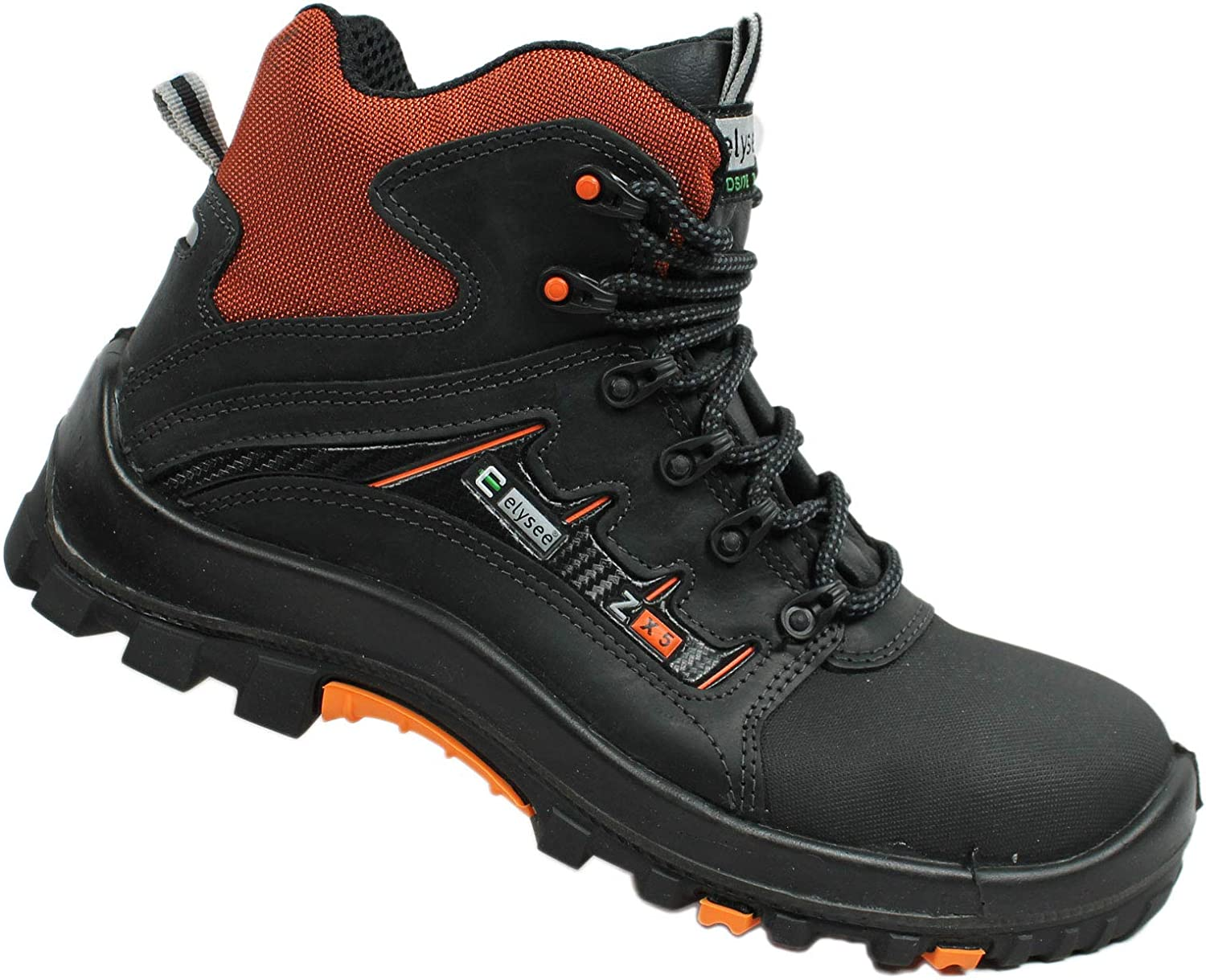 Elysee Melfi S3 SRC Safety shoes Work shoes Professional shoes high B-Ware