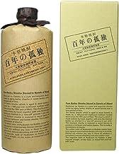 乙 百年の孤独 長期貯蔵麦40°(宮崎) 720ML 1本