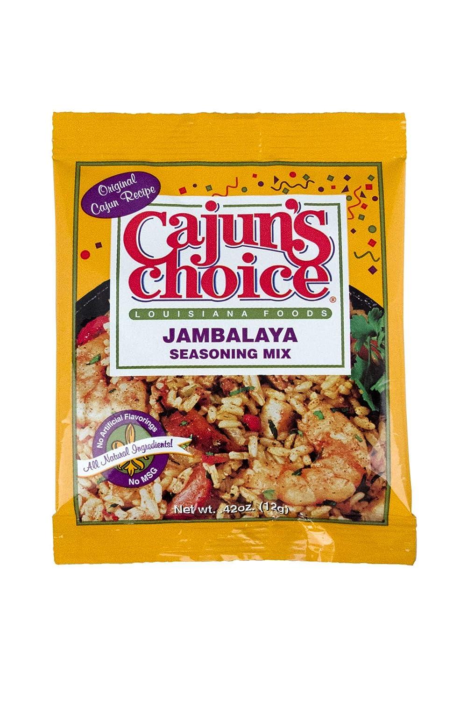 Jambalaya Seasoning Mix 0.42 oz Department store Choice Cajun's Selling and selling Foods Louisiana