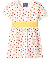 Toobydoo - Floral Belt Dress (Infant/Toddler)