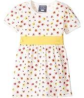 Toobydoo - Floral Belt Dress (Infant/Toddler)