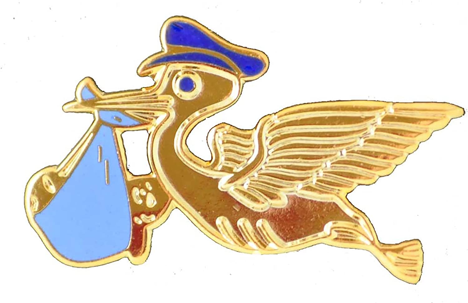 SafetyStore Blue Stork Pins Count 10 Excellence - Max 71% OFF