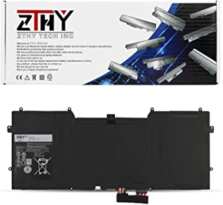 ZTHY 55Wh C4K9V Laptop Battery Replacement for Dell XPS 12 9Q33 12-L221X XPS 13 9333 Ultrabook 13 XPS13 13-L321X 13-L322X XPS L321X L322X Series 489XN PKH18 3H76R 7.4V