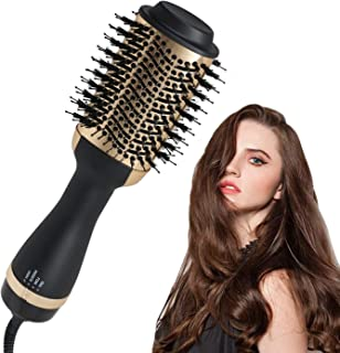 2020 Newest AU PLUG Professional Blowout Hair Dryer Brush, One Step Hair Dryer and Volumiser, Fast Delivery from AU Local ...