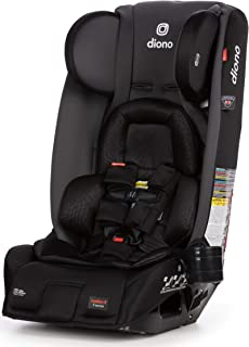 Diono 2020 Radian 3RXT Latch All-in-One Convertible Car Seat, Gray Slate