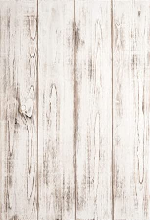 8x6ft Grunge Peeling White Wood Texture Board Backdrop Vinyl Weathered Old Vertical Striped Wood Plank Background Child Adult Artistic Portrait Kid Clothes Dolls Toys Shoot Studio
