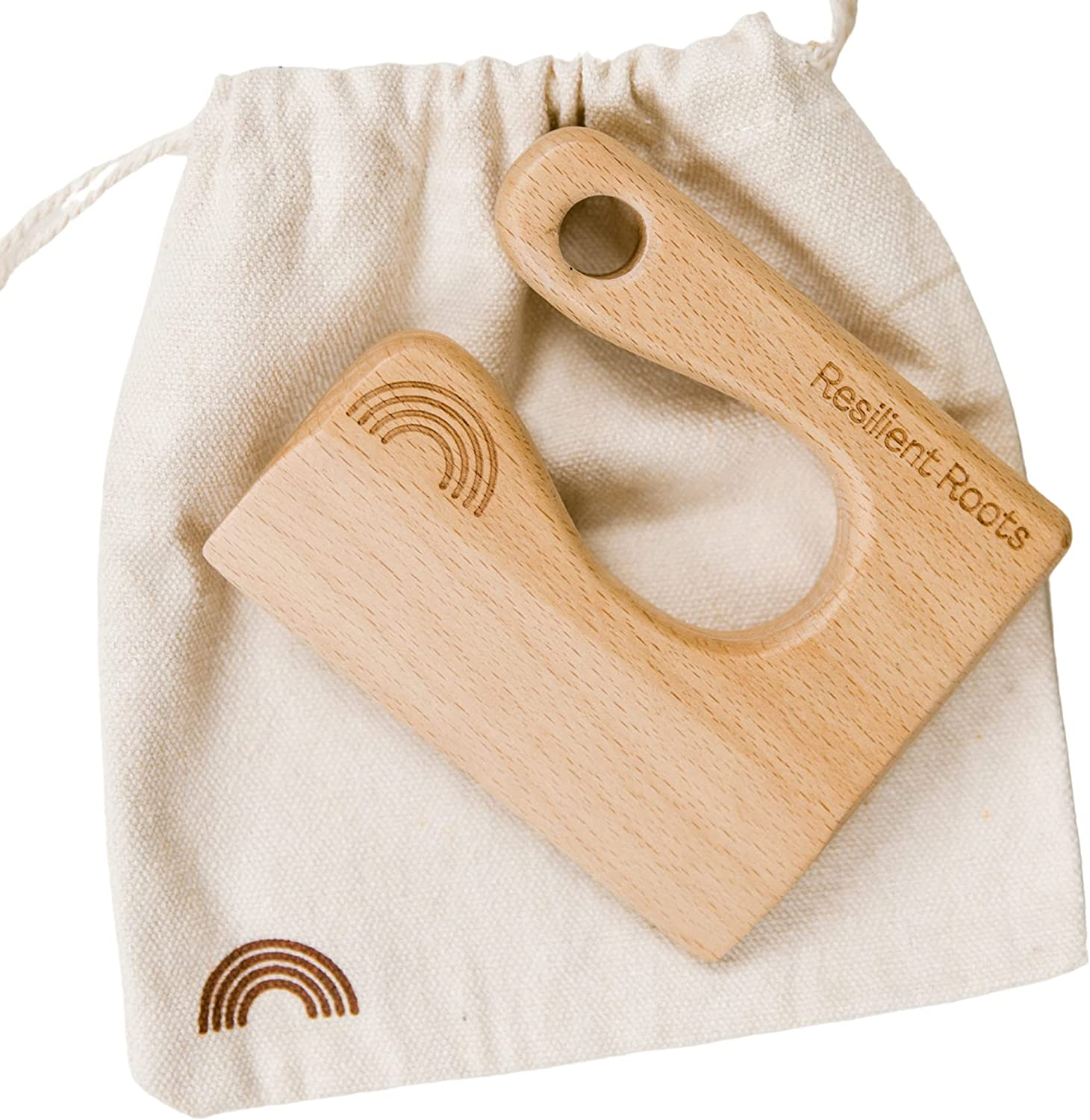 Resilient Roots Wooden 2021 model Kids Knife for I Chopping Miami Mall Toddler