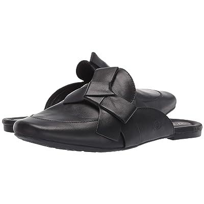 Born Caddo (Black Full Grain Leather) Women