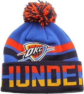Oklahoma City Thunder Mitchell & Ness Trifecta Current Logo Knit Hat
