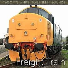freight train sound effect